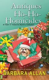 Antiques Ho-Ho-Homicides