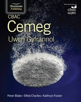 CBAC Cemeg ar gyfer UG (WJEC Chemistry for AS Student Book)