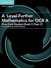 AS/A Level Further Mathematics OCR