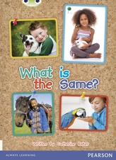 Bug Club NF Red B (KS1) What is the Same?