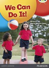 Bug Club NF Red A (KS1) We Can Do It!