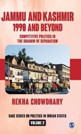 Jammu and Kashmir: 1990 and Beyond