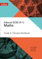 Edexcel GCSE Maths Grade 5-7 Workbook