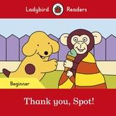 Thank you, Spot! - Ladybird Readers Beginner Level
