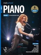 ROCKSCHOOL PIANO GRADE 7 2019