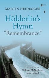 Hoelderlin's Hymn Remembrance