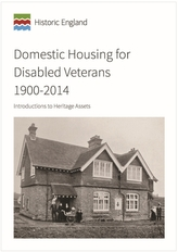 Domestic Housing for Disabled Veterans 1900-2014