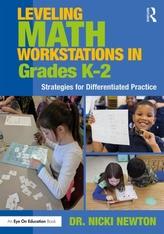 Leveling Math Workstations in Grades K-2