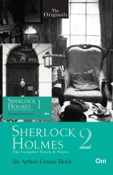 The Originals Sherlock Holmes the Complete Novels & Stories 1&2