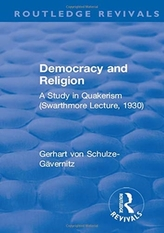 Revival: Democracy and Religion (1930)