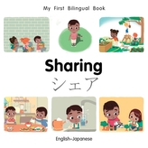 My First Bilingual Book-Sharing (English-Japanese)