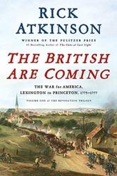 BRITISH ARE COMING