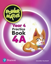 Power Maths Year 4 Pupil Practice Book 4A