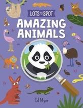 Lots to Spot: Amazing Animals