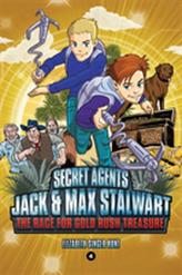 Secret Agents Jack and Max Stalwart: Book 4