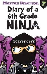 Diary of a 6th Grade Ninja Book 7