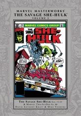 Marvel Masterworks: The Savage She-hulk Vol. 2