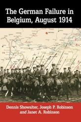 The German Failure in Belgium, August 1914