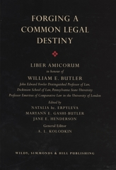Forging a Common Legal Destiny