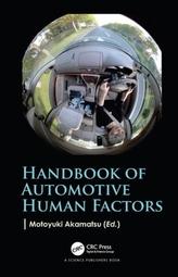 Handbook of Automotive Human Factors