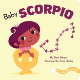 A Little Zodiac Book: Baby Scorpio