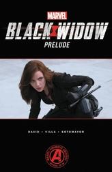 Marvel\'s Black Widow Prelude
