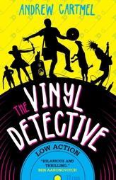 The Vinyl Detective: Low Action (Vinyl Detective 5)