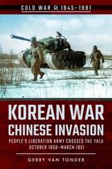 Korean War - Chinese Invasion