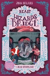 The Beast Under The Wizard\'s Bridge - The House With a Clock in Its Walls 8