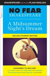 Midsummer Night\'s Dream: No Fear Shakespeare Deluxe Student Edition