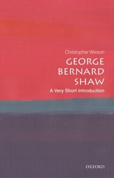 George Bernard Shaw: A Very Short Introduction