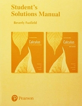 Student Solutions Manual for Calculus & Its Applications and Calculus & Its Applications, Brief Version
