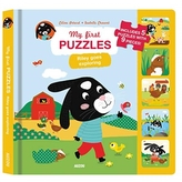 My First Puzzles: Riley Goes Exploring
