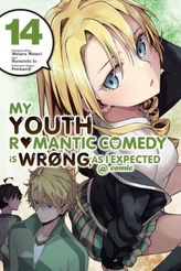 My Youth Romantic Comedy is Wrong, As I Expected @comic, Vol. 14 (manga)