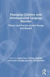 Managing Children with Developmental Language Disorder