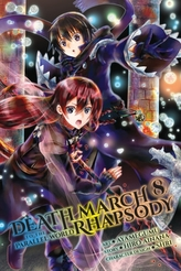 Death March to the Parallel World Rhapsody, Vol. 8 (manga)