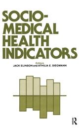 Sociomedical Health Indicators