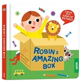Robin\'s Amazing Box (A Pop-up Book)