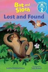 BAT & SLOTH LOST & FOUND