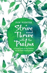 SURVIVE THRIVE WITH THE PSALMS