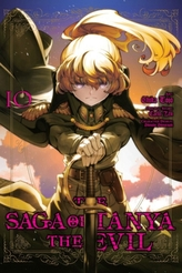 The Saga of Tanya the Evil, Vol. 10
