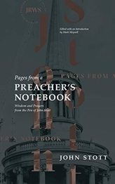 PAGES FROM A PREACHERS NOTEBOOK
