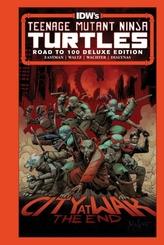 Teenage Mutant Ninja Turtles: One Hundred Issues in the Making