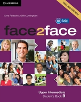 face2face Upper Intermediate B Student\'s Book B