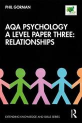 AQA Psychology A Level Paper Three: Relationships