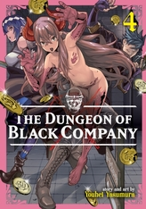 The Dungeon of Black Company Vol. 4