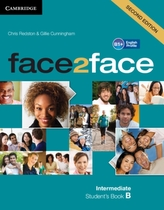 face2face Intermediate B Student\'s Book B