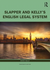 Slapper and Kelly\'s The English Legal System