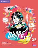 Shape It! Level 2 Combo B Student\'s Book and Workbook with Practice Extra