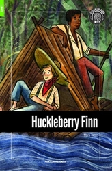 Huckleberry Finn - Foxton Reader Level-1 (400 Headwords A1/A2) with free online AUDIO